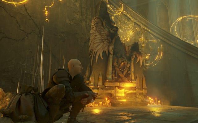 Demon's Souls trên PS5 không phải là một bức thư tình gửi đến những điều rực rỡ, đổ vỡ
