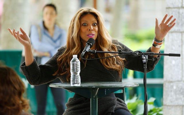 Wendy Williams è selvaggia; Quando si tratta di aggressione sessuale, anche le donne possono ottenerla