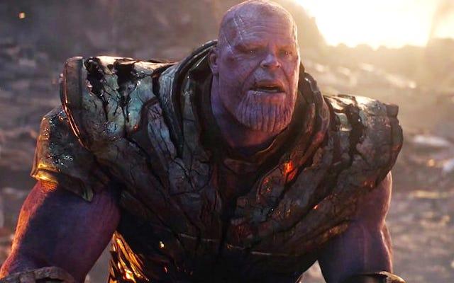 Chiến dịch Trump đã so sánh Tổng thống với Thanos, một kẻ sát nhân hàng loạt