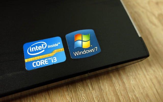 ¿Necesito reemplazar mi computadora con Windows 7 todavía?