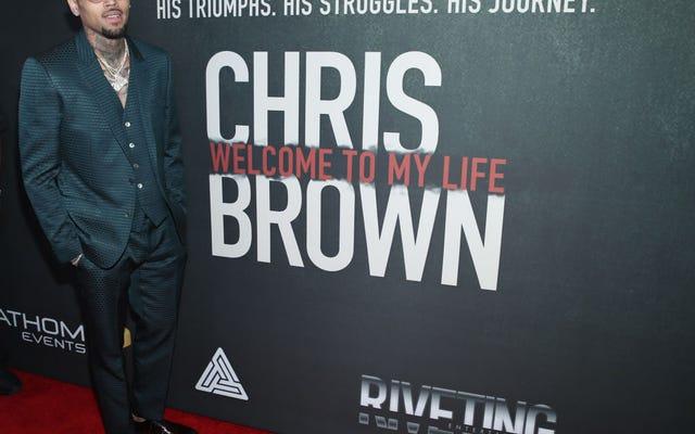 クリス・ブラウンがパリでレイプ容疑で拘束され、毎週の逮捕クォータアラモードに会った