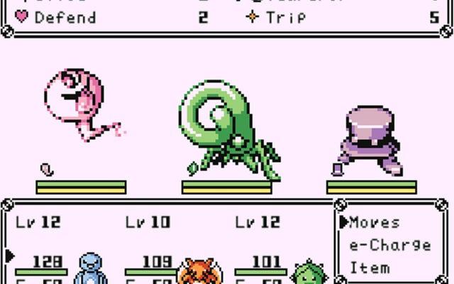 ポケモンにインスパイアされたレトロゲームがモンスターの収集をPCにもたらします