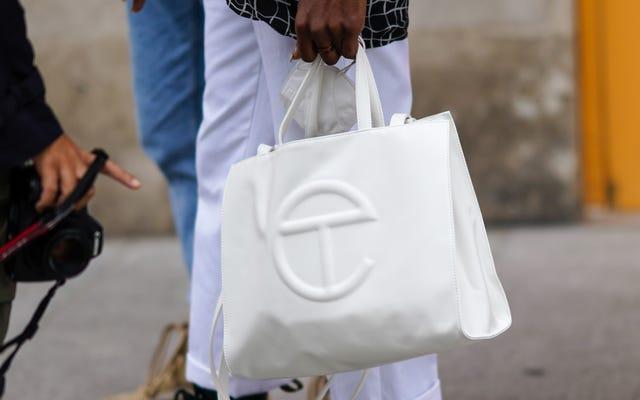 เดาอะไร? ชนเผ่าเทลฟาร์ไม่เคยยอมให้คาดเดาเพื่อใช้กระเป๋า Iconic ของนักออกแบบ