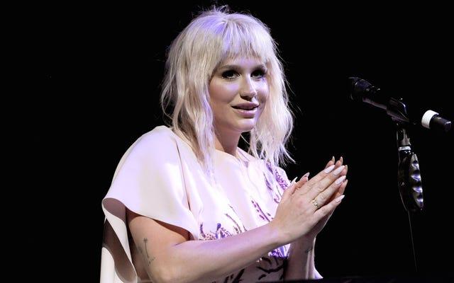 Kesha กำลังยุติคดีกับ Dr. Luke ในแคลิฟอร์เนีย