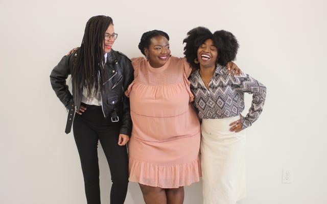 黒く、本っぽくて美しい:このオールブラック、オール女性の出版チームは、色の作者が輝きを放つことを保証しています