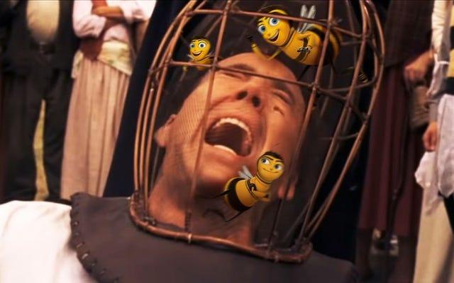 जैरी सीनफेल्ड के अनुसार, दुनिया मधुमक्खी मूवी के सीक्वल की मांग करती है