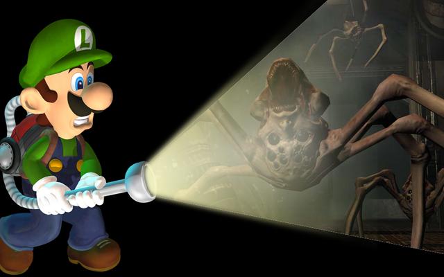 Najlepsza broń w grze horror to latarka