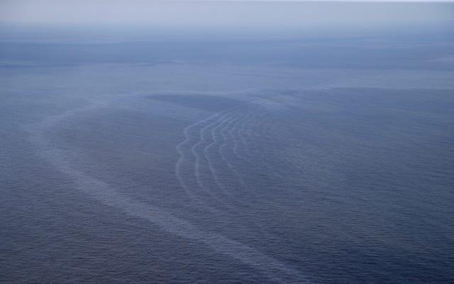 米国史上最長の油流出は、当初の推定値の900倍になる可能性があります