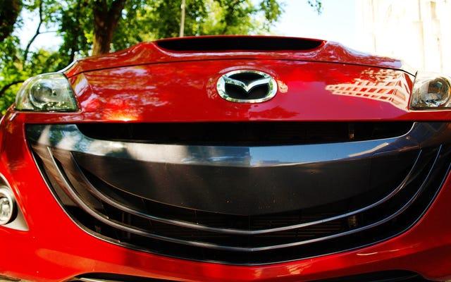 Mazda est trop `` mature '' maintenant pour vous construire une Mazdaspeed3