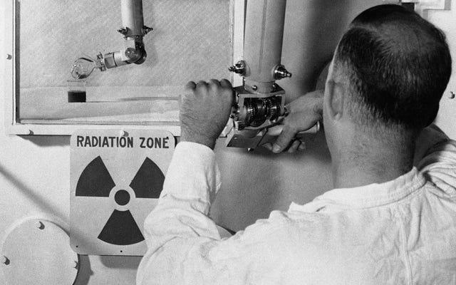 地球上で最も放射性の高いアトミックマンの悲劇的な物語