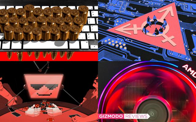ポーカーボット、地震の傷跡、SDCC 2019の見どころ:今週のベストギズモードストーリー