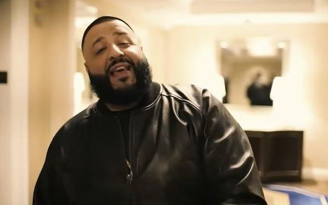DJ Khaled устраивает музыкальный фестиваль на круизном лайнере, потому что любит вас