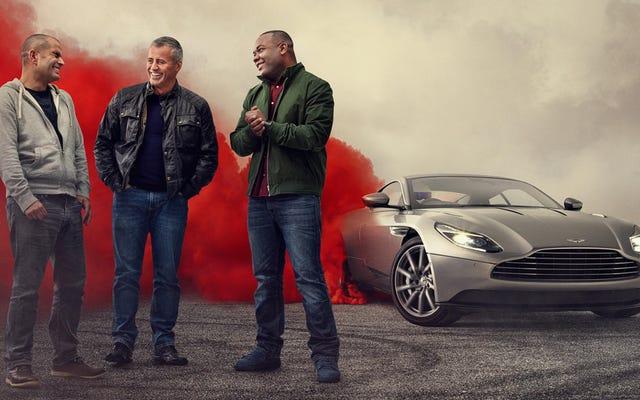 Top Gear возвращается 12 марта без этой глупой звезды в сегменте ралли-кросса (обновление)