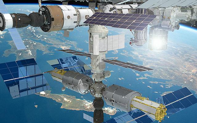 Russland schlägt vor, die Internationale Raumstation in ein Luxushotel zu verwandeln