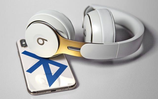 Bluetoothオーディオの最大の問題は修正されようとしています