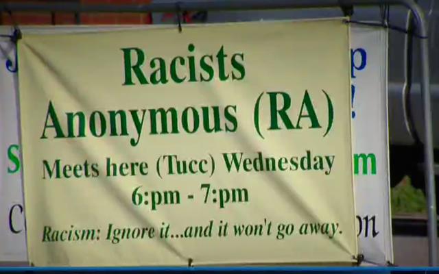 Các cuộc họp ẩn danh về những người phân biệt chủng tộc được tổ chức tại Nhà thờ NC