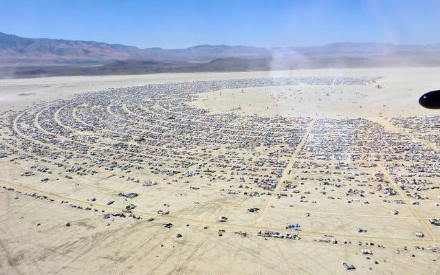 Cuéntenos sus consejos de viaje de Burning Man