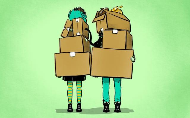 あなたの大切な人と一緒に移動する方法
