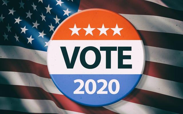 CBS News เพิ่งประกาศทีมนักข่าวของพวกเขาเกี่ยวกับการเลือกตั้งประธานาธิบดีปี 2020 เดาว่ามีกี่คนที่ไม่ดำ?