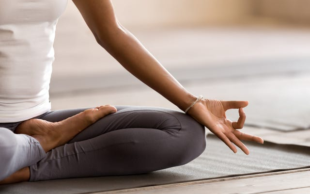 瞑想の練習はどのように始まっていますか