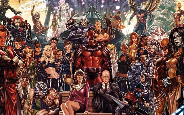Marvel Ingin Anda Memilih Anggota X-Men Berikutnya (String Ketiga)!