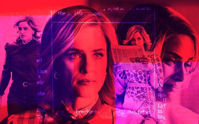 Стать Бетти Бродерик: Аманда Пит в ее потрясающем выступлении в Грязном Джоне