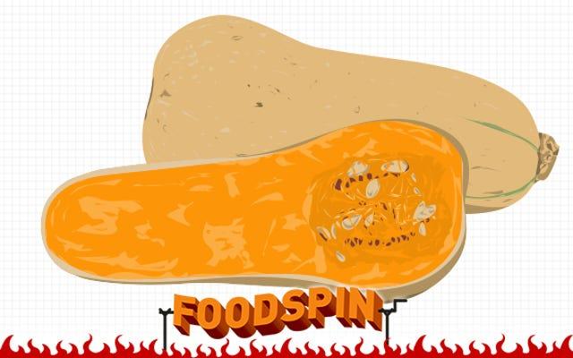 男根で幻想的なバターナットスカッシュのロースト方法