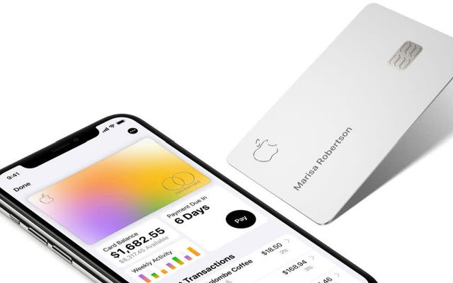 การอัปเดตครอบครัว Apple Card ใหม่ทำให้ผู้คนหลายคนแชร์และสร้างเครดิตได้ง่ายขึ้น