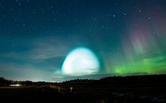 エイリアンも別の次元へのポータルでもありません:シベリアの地平線を照らした輝く球は実際には何でしたか