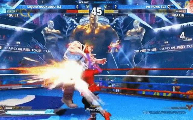Chi guardare nelle finali di Street Fighter V di stasera su Eleague