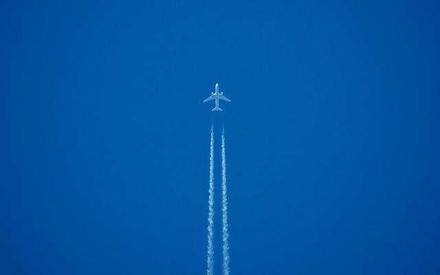 国連が提案している航空会社の排出基準は冗談です