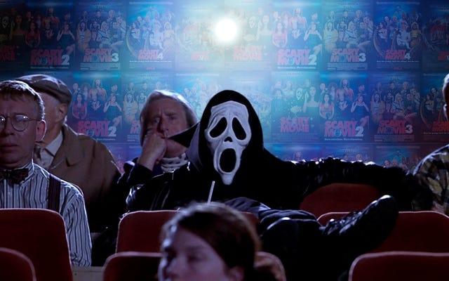 怖い映画は、史上最悪のコメディのいくつかでゼロになりました