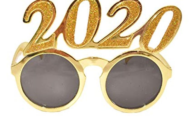 オープンスレッド:今夜、これらの2020メガネを着用していない人にキスします