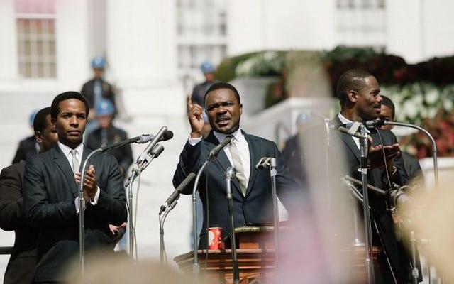David Oyelowo dit que la manifestation d'Eric Garner du casting de Selma a mis l'Académie en colère et a nui aux chances des Oscars