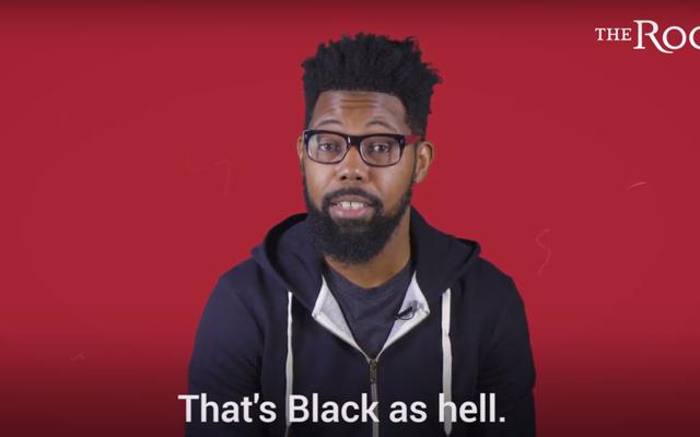 ウォッチ:「非常にスマートなブラザ」がダース・ベッキーを分解し、マーヴィン・ゲイの「太ももの肉」以来、インターネット上で最も黒いものになっている