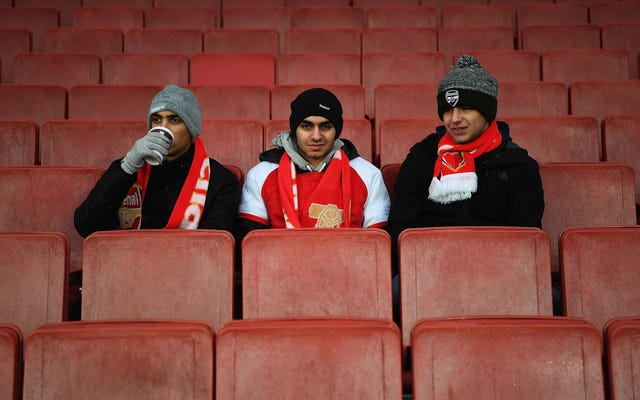Bản chất nghiền nát linh hồn của việc theo dõi Arsenal đã khiến người hâm mộ thậm chí là cả sự tức giận của họ