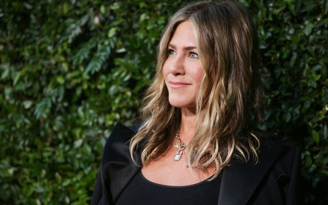 Jennifer Aniston, Bir Arkadaşın Yeniden Canlanmasını Düşlediğini Söyledi