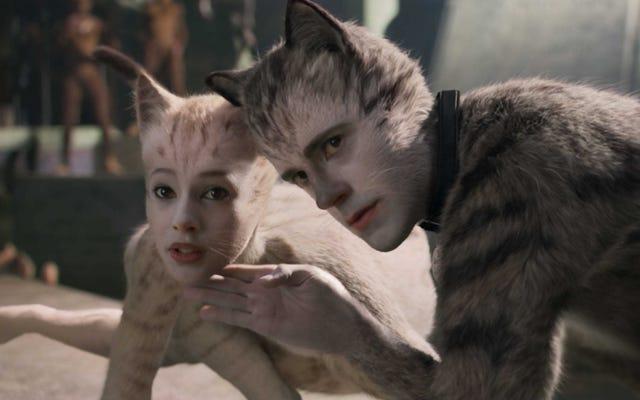 """ศิลปิน Cats VFX ยืนยันว่า """"ตัดก้น"""" ทอมฮูเปอร์ """"สยอง"""" กล่าวว่ากระบวนการนี้เป็นนรก"""