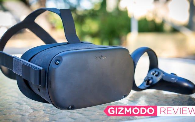 Обзор Oculus Quest: это действительно большая сделка