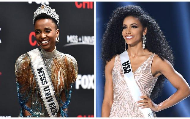 Lebih Baik Bersama: Seolah Tidak Cukup Hebat Bahwa Pemenang Kontes Top Semuanya Wanita Kulit Hitam, Dua di antaranya Sekarang Menjadi Teman Sekamar!