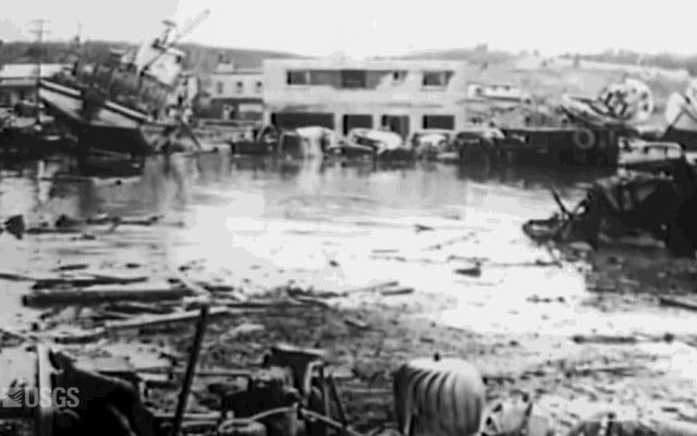 50年後、アラスカの小さな町を壊滅させた津波がどのようにして生まれたのかがようやくわかりました