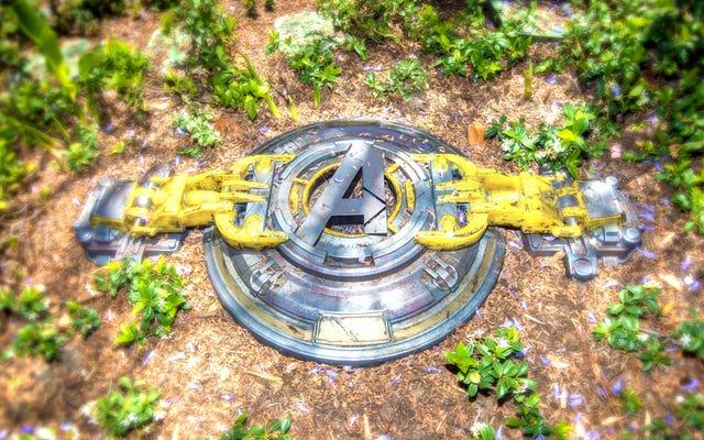 Disney California Adventure Park Akan Membuka 'Immersive Super Hero Universe'