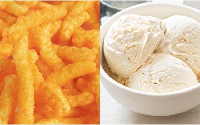 Last Call: Czy zjadłbyś lody Cheetos?