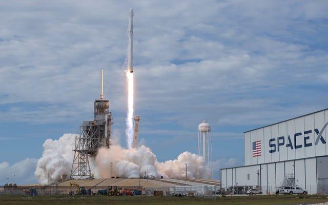 FAA kończy dochodzenie w sprawie zniszczonych prototypów statku kosmicznego SpaceX: raport