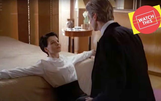 Juliette Binoche joue une séductrice énigmatique dans un premier rôle captivant