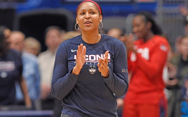 सभी माया मूर ने एक निर्दोष आदमी की मदद करने के लिए उसके WNBA कैरियर से दूर चलो किया था