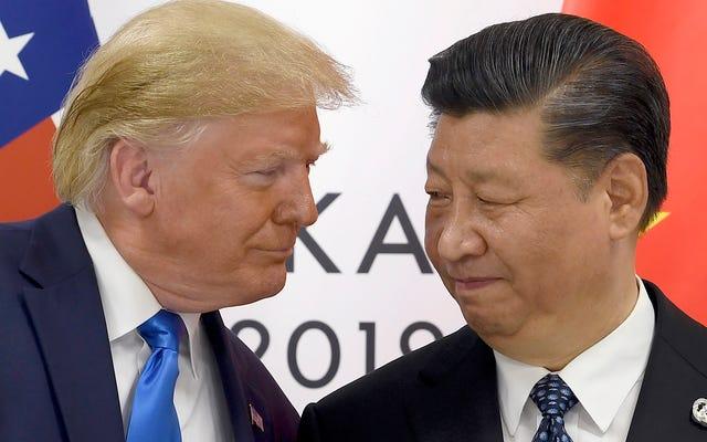 Trump rút quyền phủ quyết ngăn công nghệ bán cho Huawei trong bối cảnh đàm phán với Trung Quốc