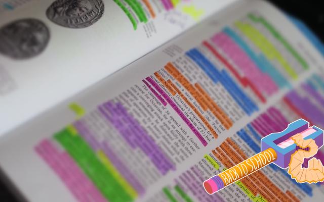 Как пролистать учебник, когда нет времени читать