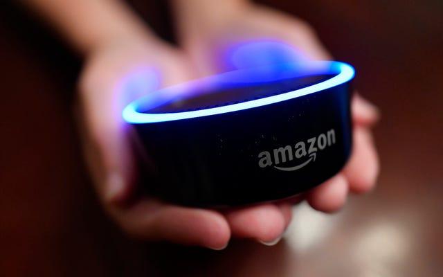 หากคุณใส่ใจในความเป็นส่วนตัวให้โยนอุปกรณ์ Amazon Alexa ของคุณลงทะเล
