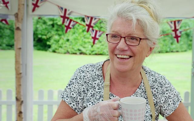งาน Pastry Week ของ Great British Baking Show คือ Linda Week